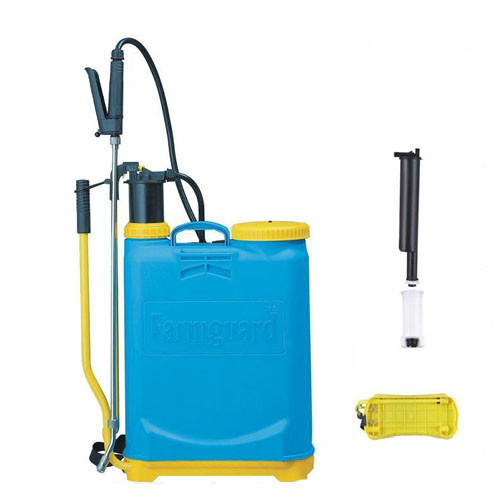 Knapsack 16L Hand Battery Operated Knapsack Sprayer With PP Tank For Agriculture