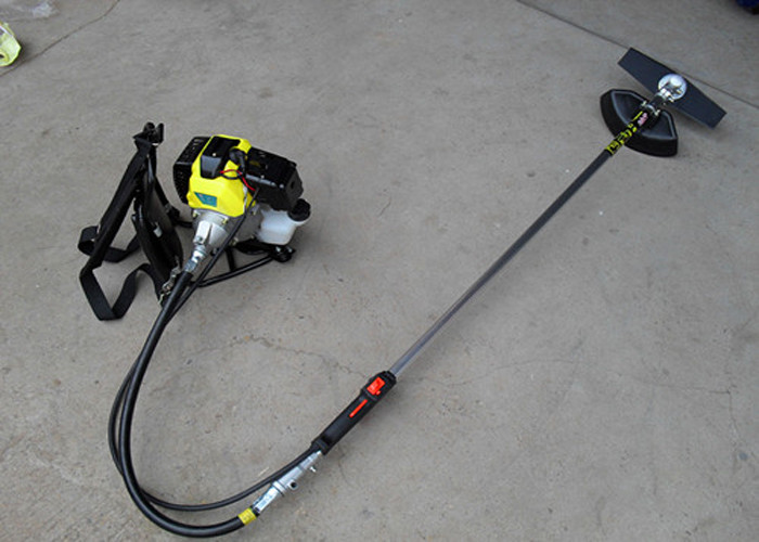 Comfortable Operation Petrol Brush Cutter Carry Do The Wild Field Operations